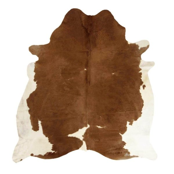 Carpet Cow Red/white (bos Taurus Taurus) 100% natural / leather - LifeDeals